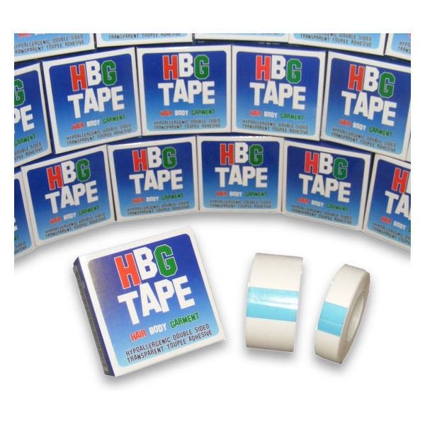 Hbg Tape Hair Body And Garment Wig Amp Toupee Adhesive 5m