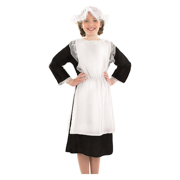 Victorian Girl childrens dress up costume by Fun Shack