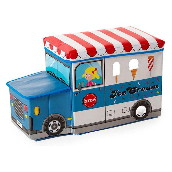 Modern Toy Storage Chest