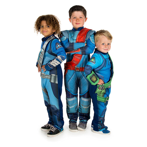 9-10 Years Thunderbirds Are Go Virgil Tracy Thunderbirds Costume For Kids By Pre