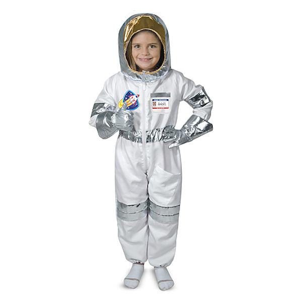 astronaut spaceman kost m von melissa doug kind junge. Black Bedroom Furniture Sets. Home Design Ideas
