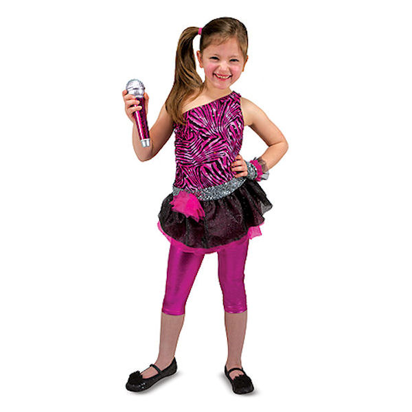 Girl Rockstar Halloween Costumes