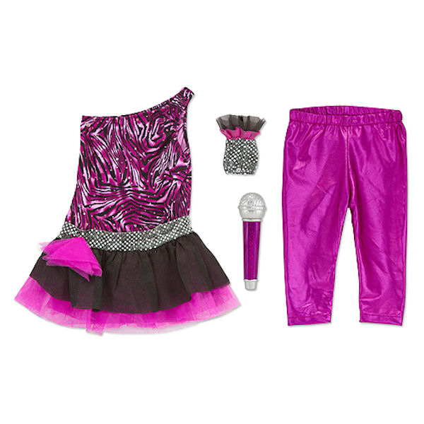Rock Star Costume By Melissa And Doug