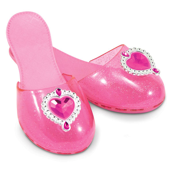 Pretty Princess Dress Up Shoes