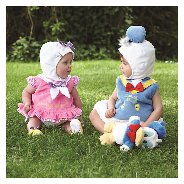 6-12 months Daisy Duck Tabard by Travis Disney Baby Costume