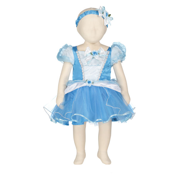 Cinderella Baby Doll Dress On Storenvy: Disney Princess Cinderella Costume Dress By Disney Baby