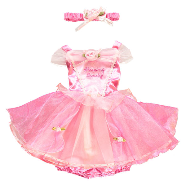 Disney Princess Sleeping Beauty Costume Dress Baby
