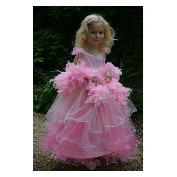 Pink Frilly Milly Princess Dress By Travis Dress Up By Design
