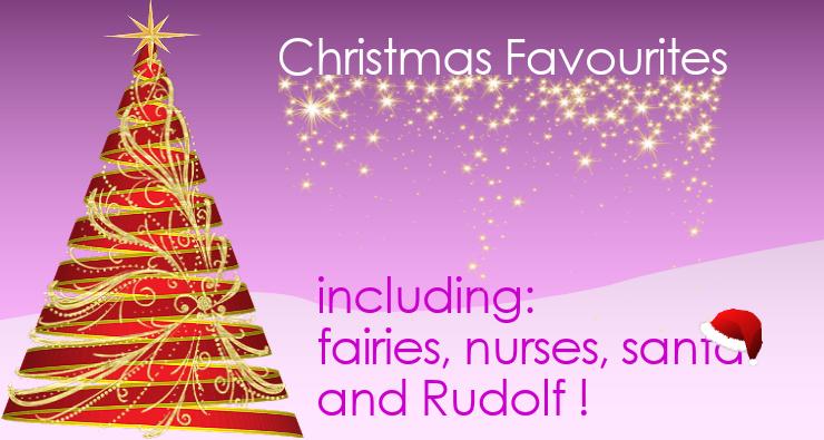 'Tis the season for Christmas costumes  for children