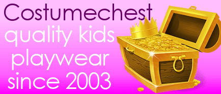Childrens Fancy Dress online since 2003